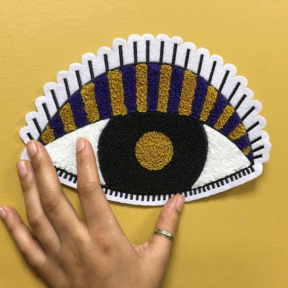 All-Seeing Eye Patch - SNASH JEWELRY