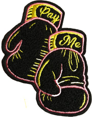 Pay Me Boxing Patch