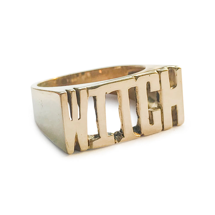 Witch 2 Ring - SNASH JEWELRY