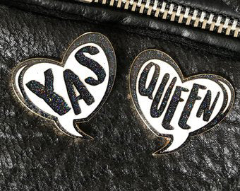 Yas / Queen Pin Set - SNASH JEWELRY