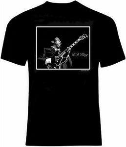 bb king t shirt lost in sound detroit