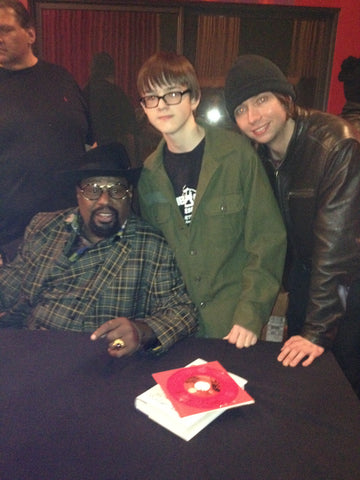 George Clinton & Jett Plastic Recordings