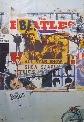 beatles anthology vol 2 poster