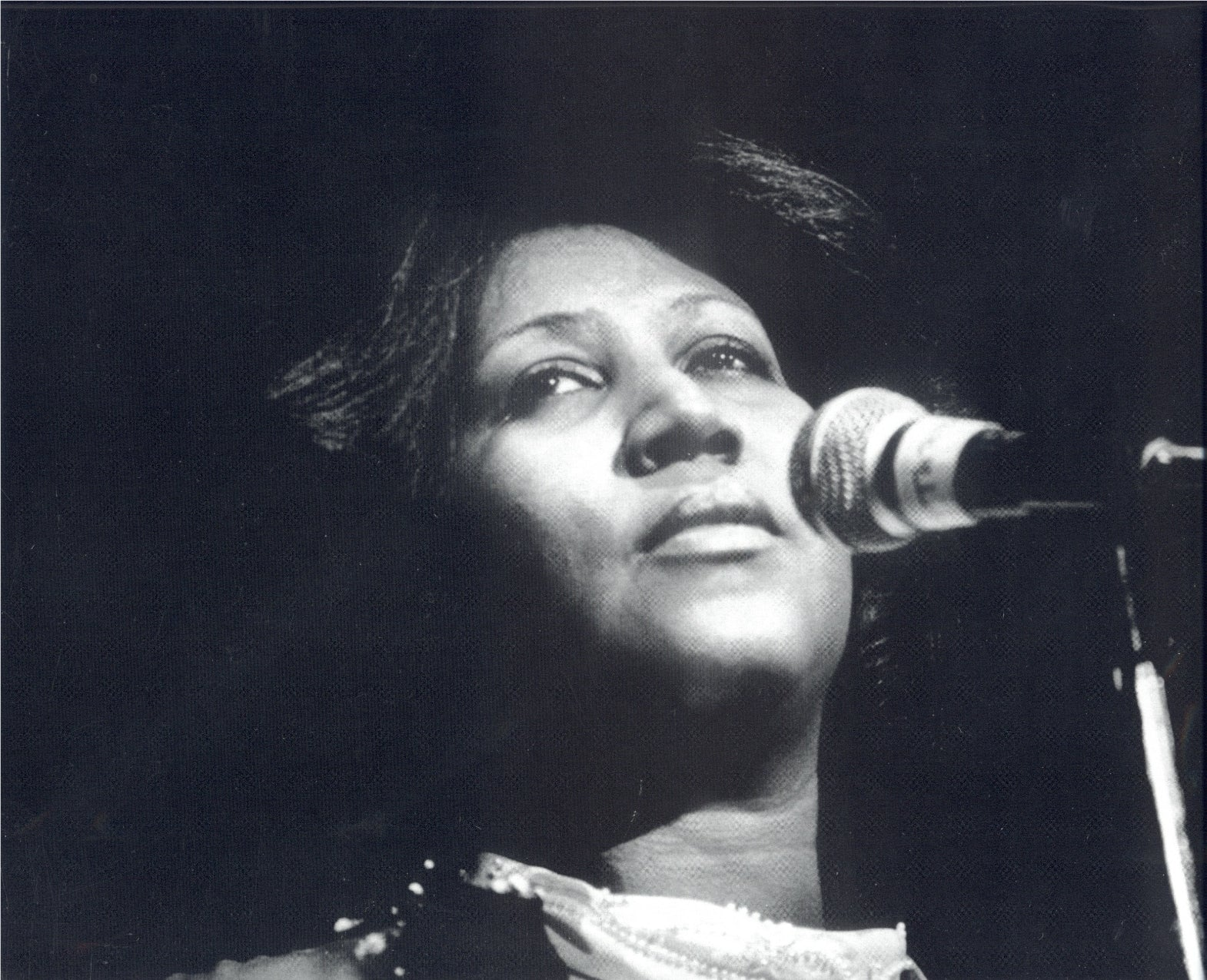 aretha franklin leni sinclair photo 3