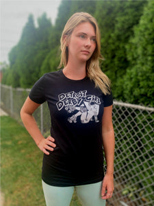 Detroit Derby Girls LADIES T- Shirt