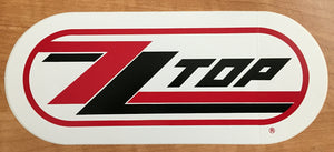 zz top wrif sticker