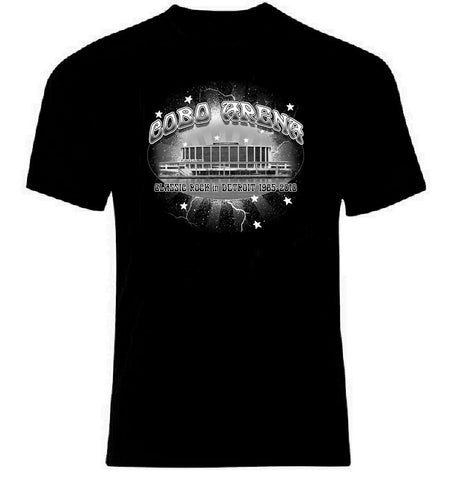 Detroit Cobo Arena T-Shirt | Lost In Sound Detroit