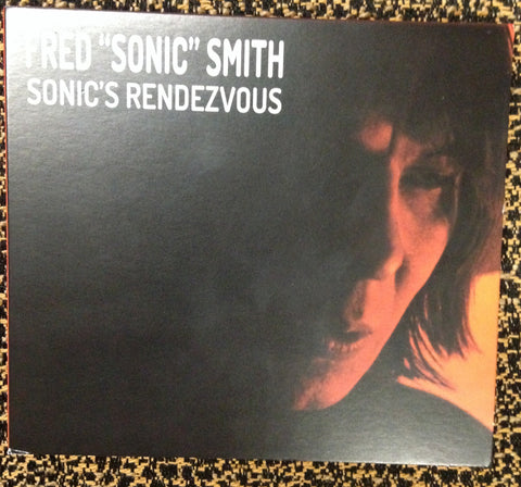 "Fred ""Sonic"" Smith 'Sonic's Rendezvous' CD"