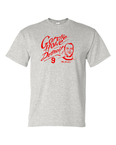 GORDIE HOWE Mr. Hockey T-Shirt