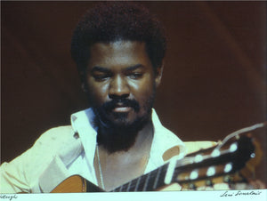 Earl Klugh Leni Sinclair photo