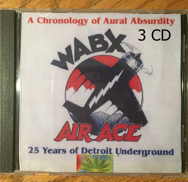 WABX AIR ACE  3 CD