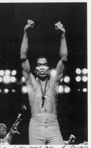 fela kuti leni sinclair photo