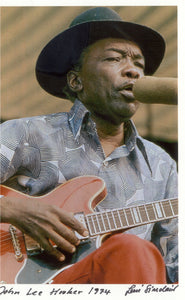 john lee hooker photo