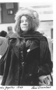 janis joplin leni sinclair photo