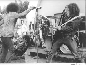 MC5 Ann Arbor Leni Sinclair photo