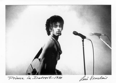 prince detroit photo leni sinclair