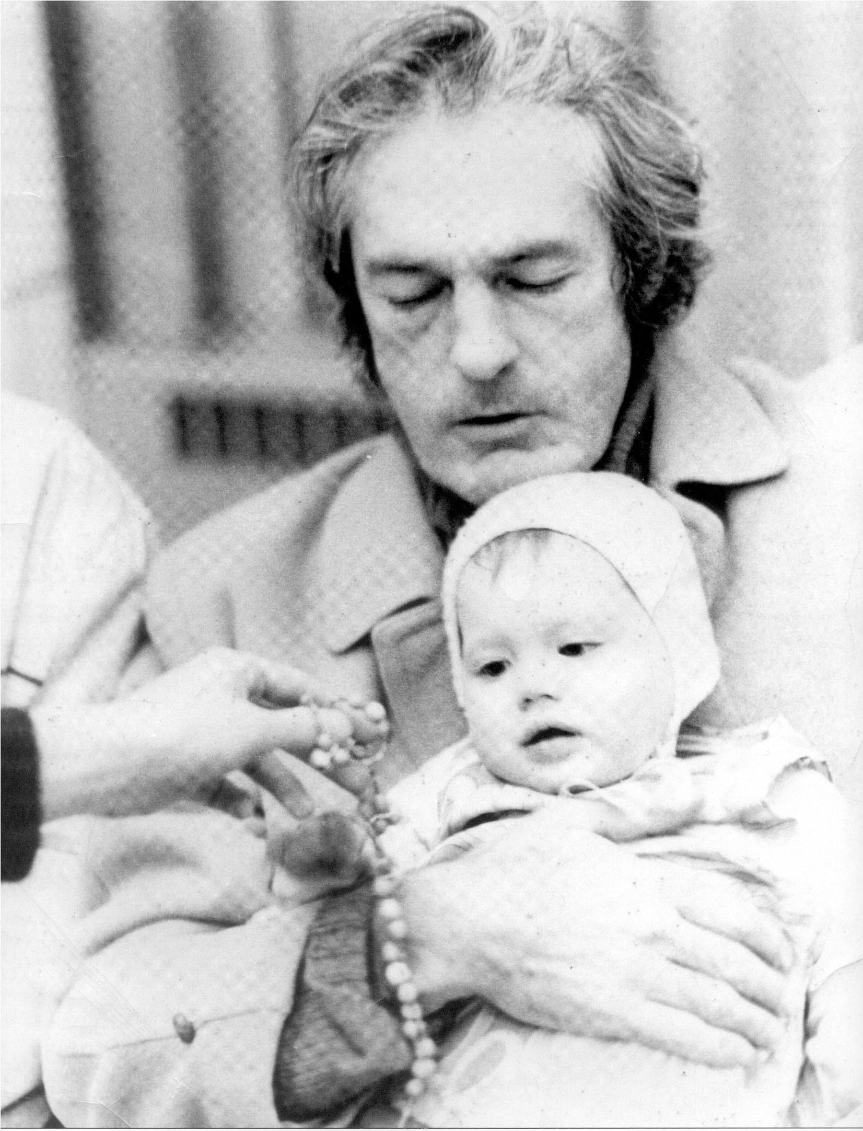 Timothy Leary Leni Sinclair photo