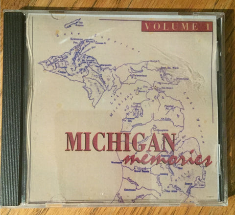 Michigan Memories RARE CD