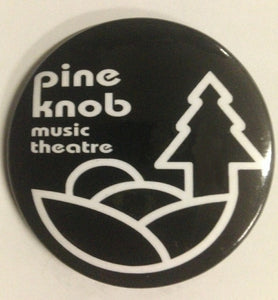 PINE KNOB BUTTON OR MAGNET