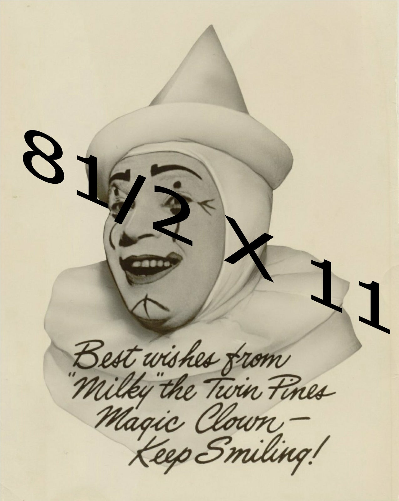 milky the clown photo