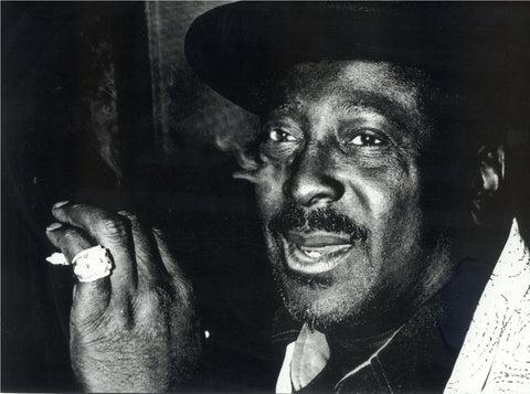Albert King, 1978 - Leni Sinclair Photo