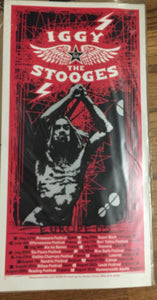 The Stooges Europe 2005 poster