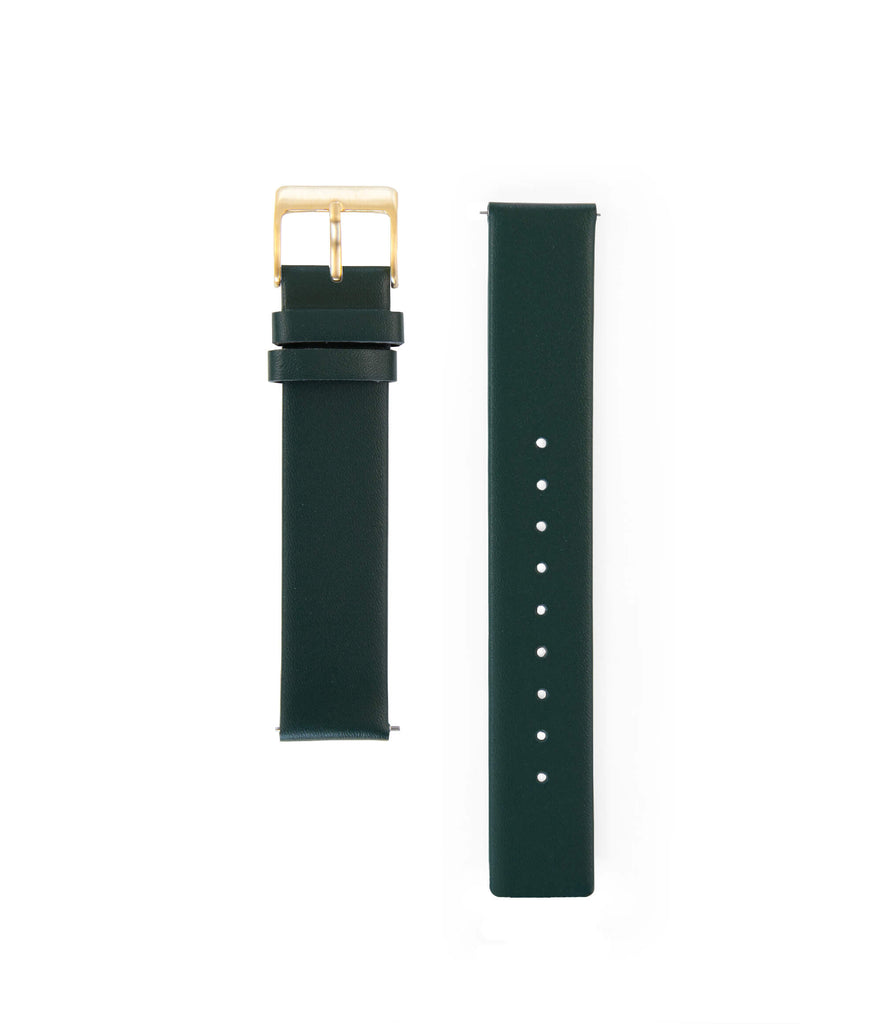 Green Standard Strap - 8701112287323 Clasp