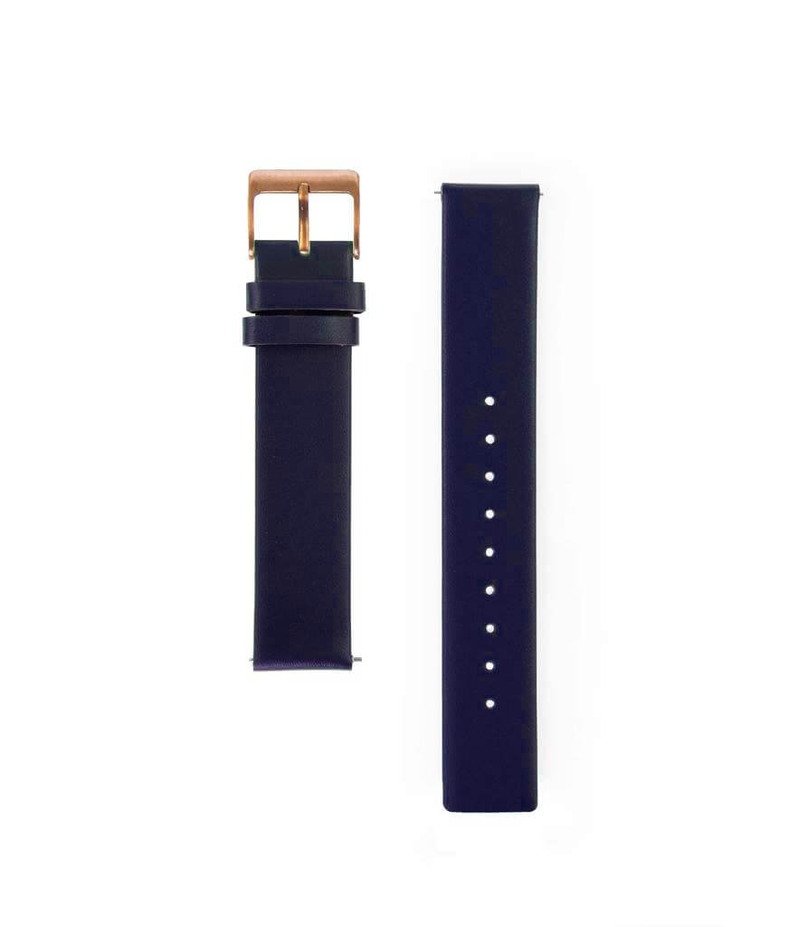 Navy Standard Strap - 30275033464909 Clasp