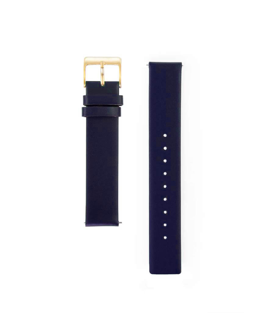 Navy Standard Strap - 30275033399373 Clasp