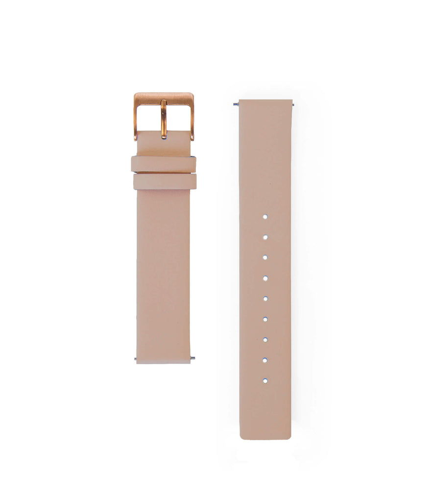 Nude Standard Strap - 8701121364059 Clasp