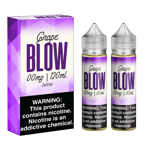 120ML | Grape by Blow Vape Juice