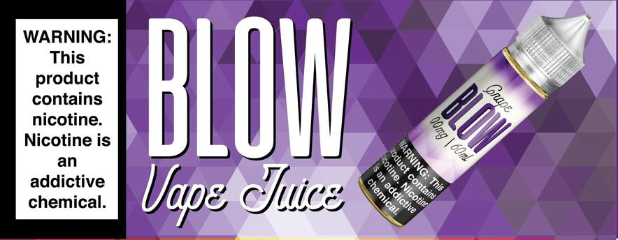 Grape by Blow Vape Juice