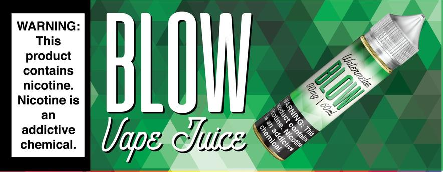 Watermelon by Blow Vape Juice