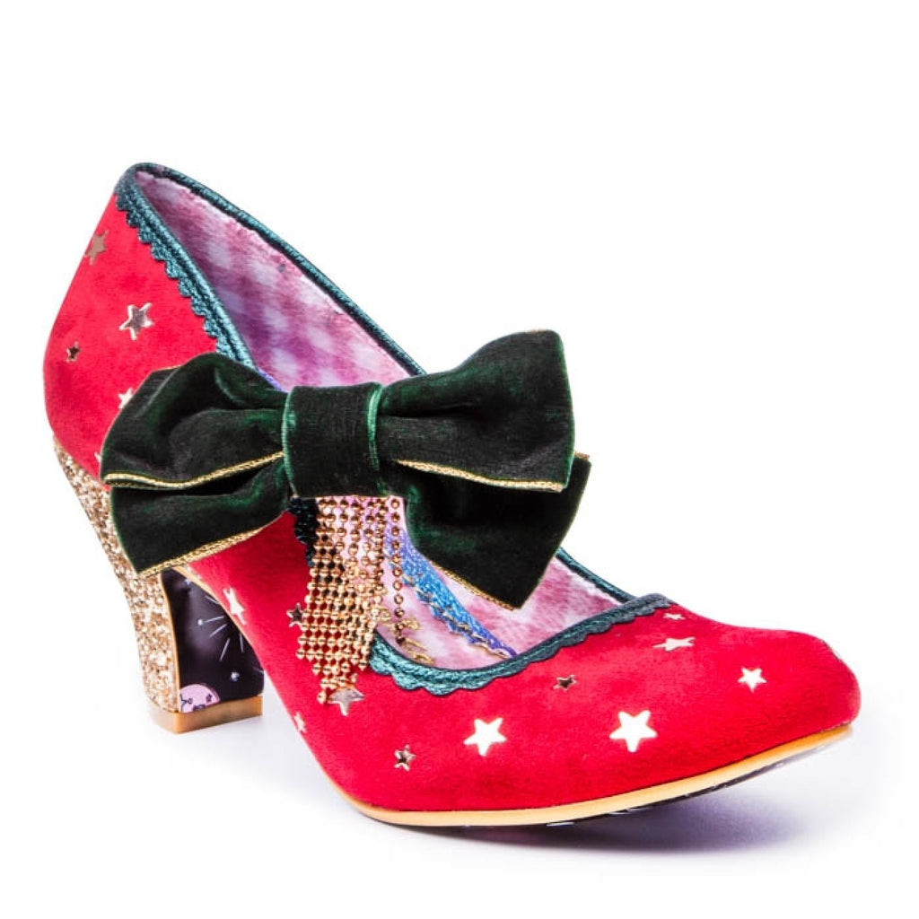 Robin x Irregular Choice