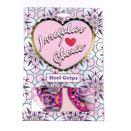 Heel Grip x Irregular Choice