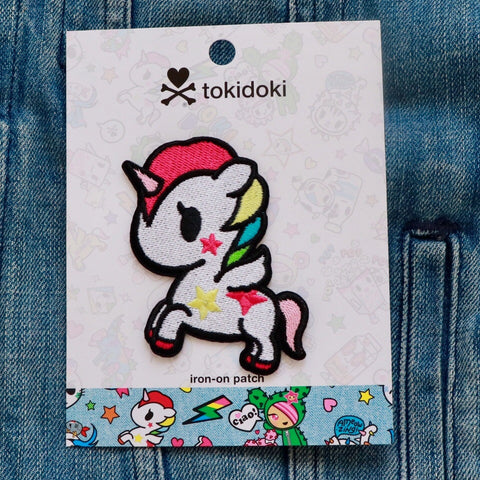 Stellina Iron-on Patch Tokidoki - Lulabites