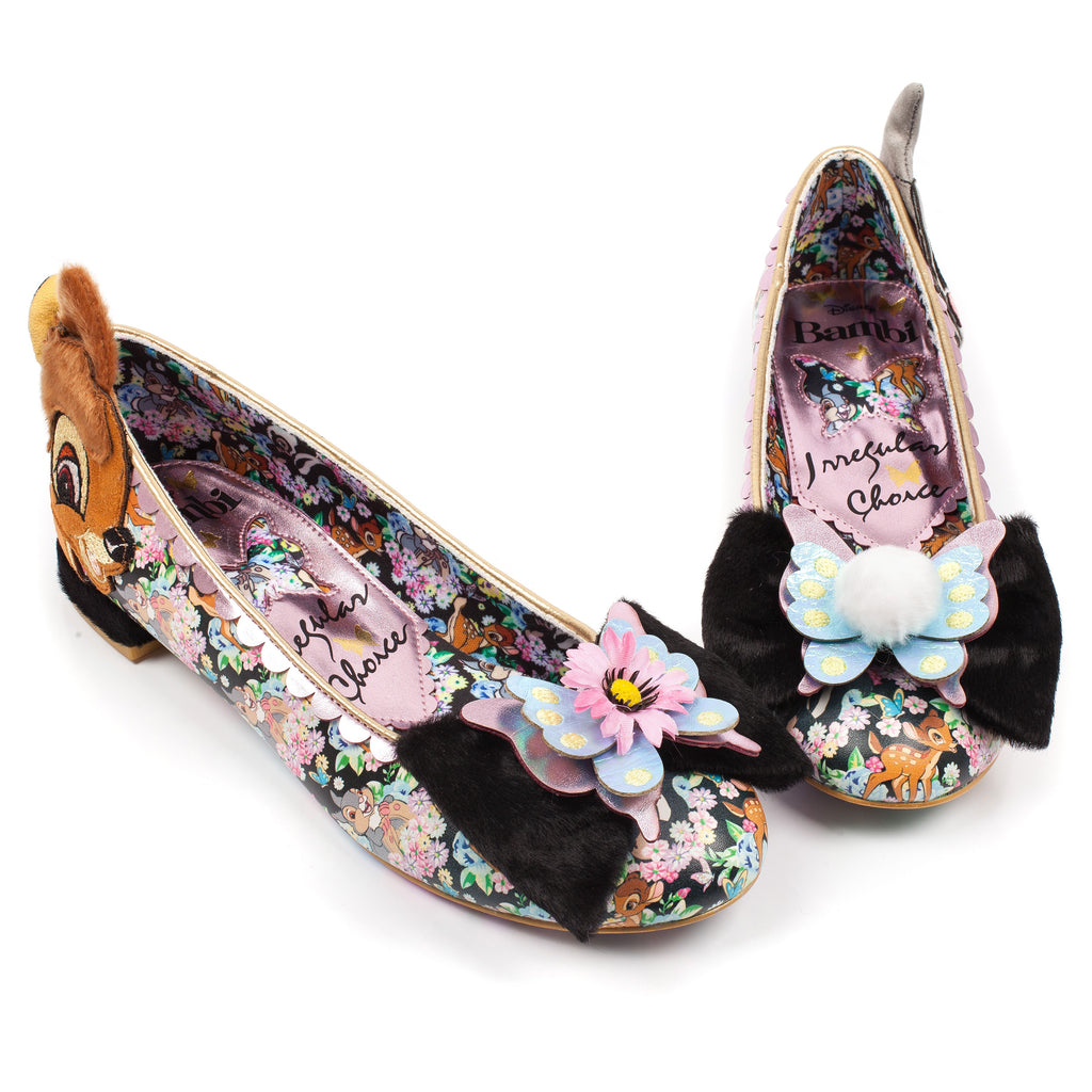 Forest Friends Flats - Bambi x Irregular Choice - Lulabites