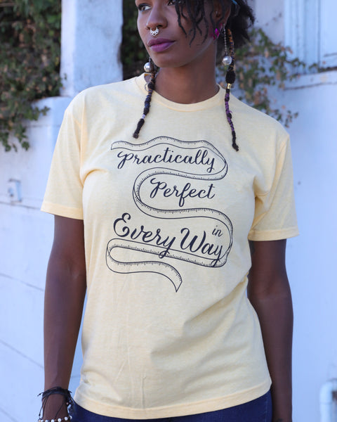 Practically Perfect in Every Way Tees x Unique Vintage