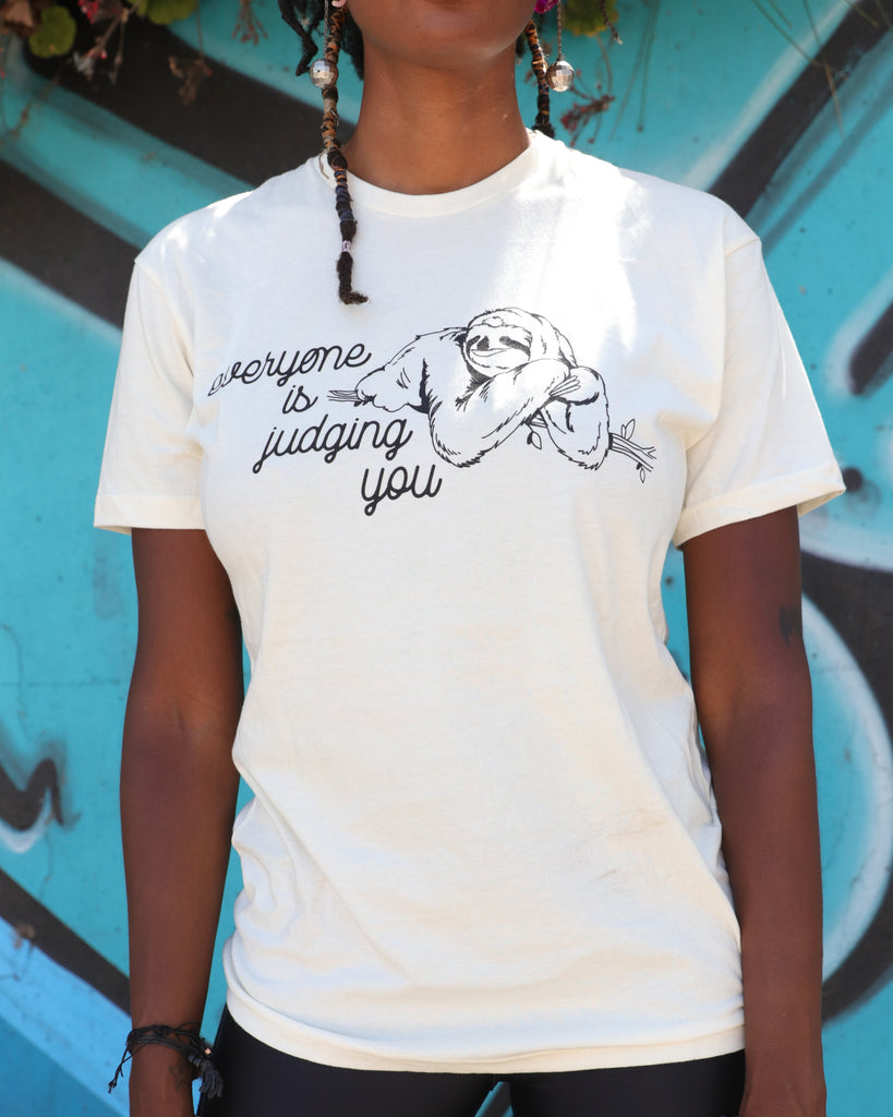 Everyone is Judging You Tee x Unique Vintage