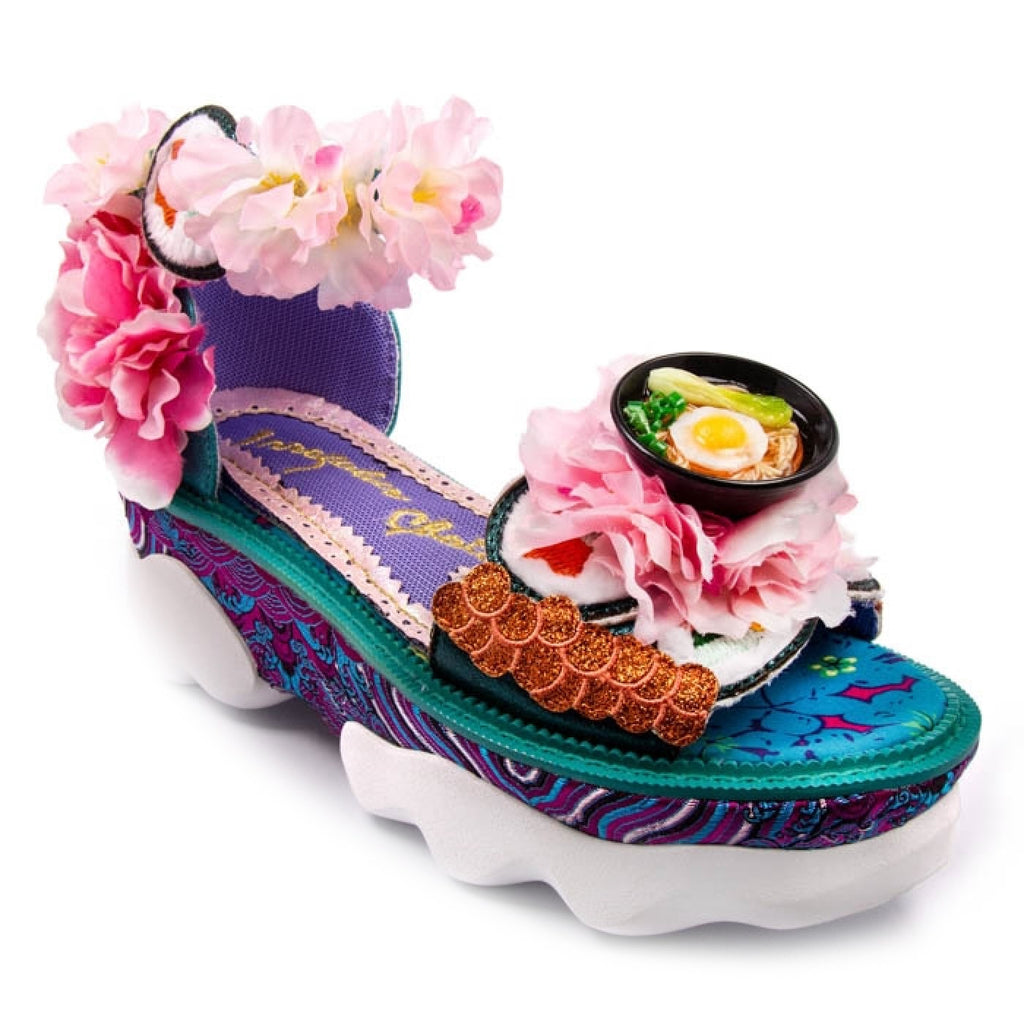 Orizuru x Irregular Choice
