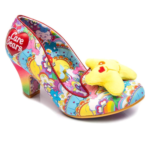 Wishing Star x Care Bears X Irregular Choice