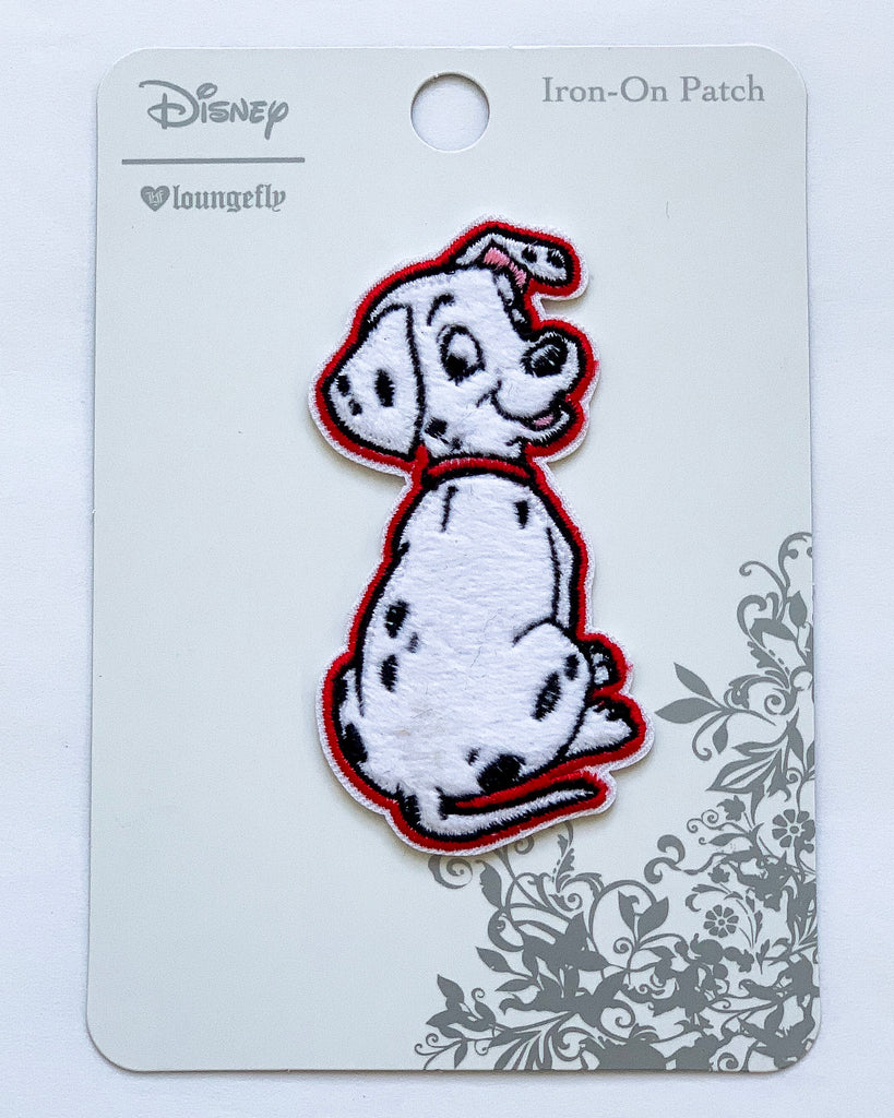 Disney 101 Dalmatians Iron-on Patch x Loungefly - Lulabites