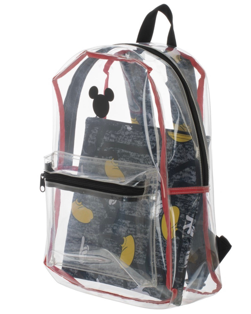 Mickey Mouse Clear Backpack x Bioworld - Lulabites