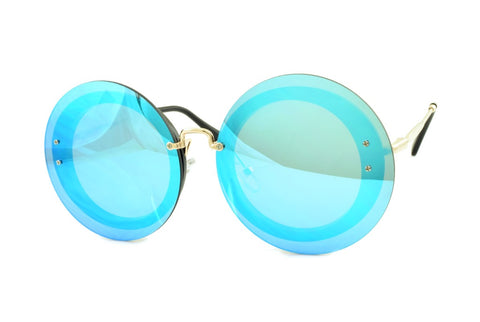 Cookie Sunglasses Blue - Lulabites