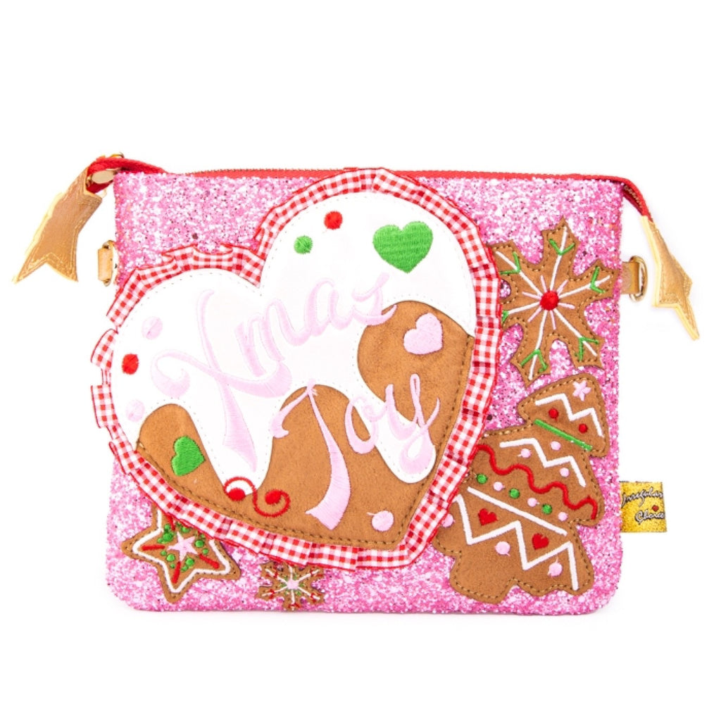 Milk and Cookies Bag x Irregular Choice