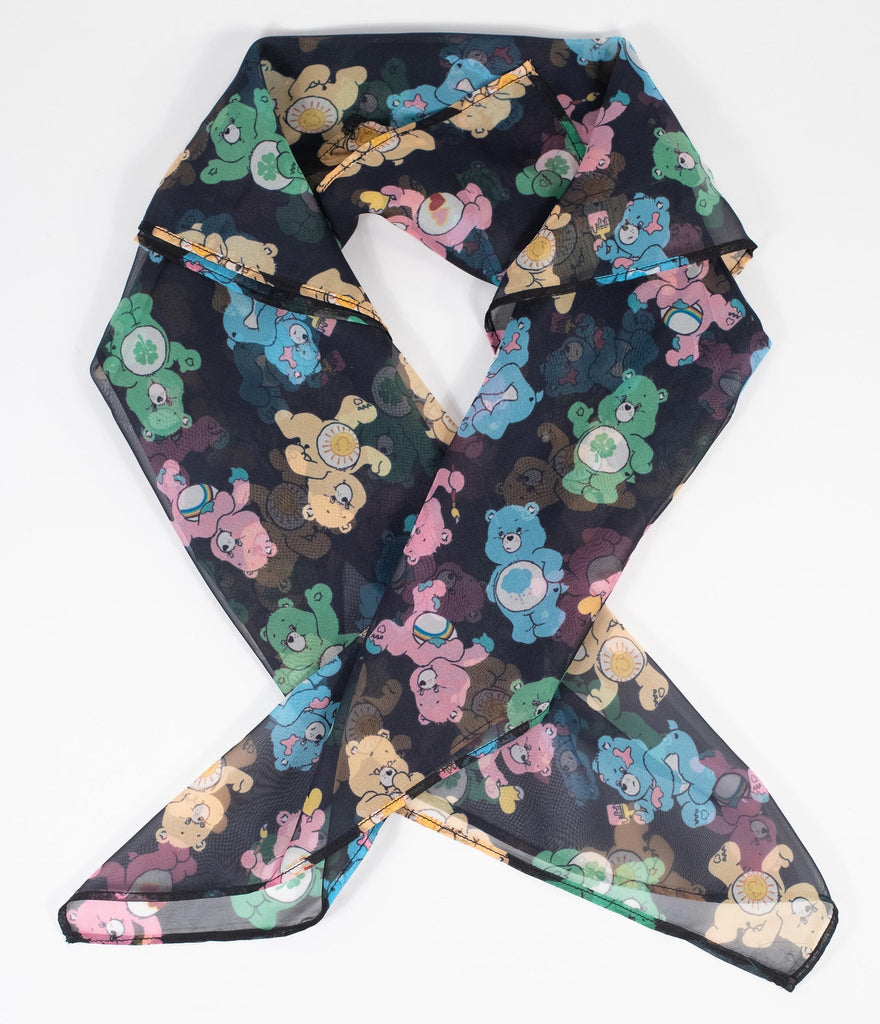 Care Bears Playtime Hair Scarf x Unique Vintage