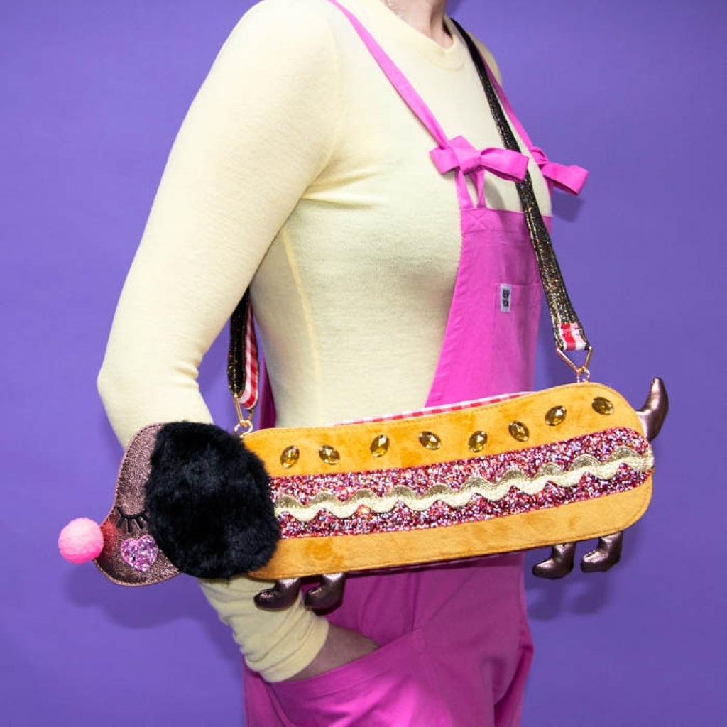 Sausage Sarnie Bag x Irregular Choice - Lulabites