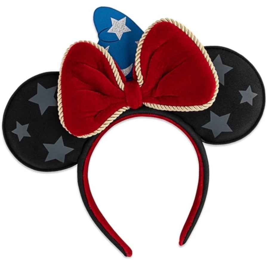 Fantasia Mickey Ears x Loungefly Disney