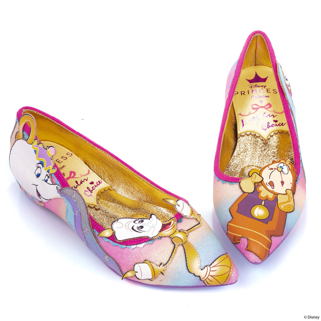 Be Our Guest! x Irregular Choice - Lulabites