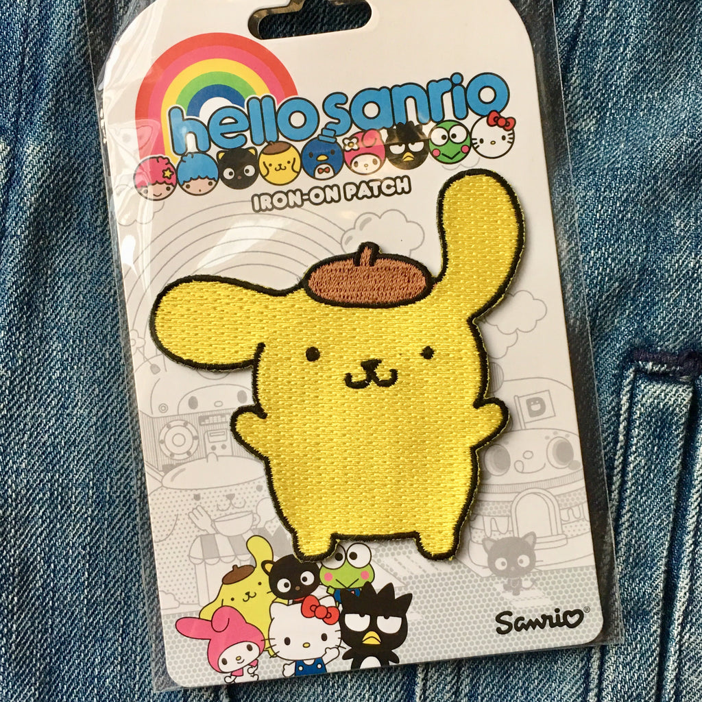 Iron-on Patch - Pompompurin - Lulabites